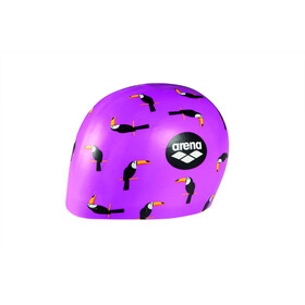 arena Poolish Moulded Casquette, toucan violet